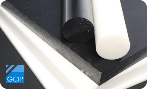 Acetal rod and sheet
