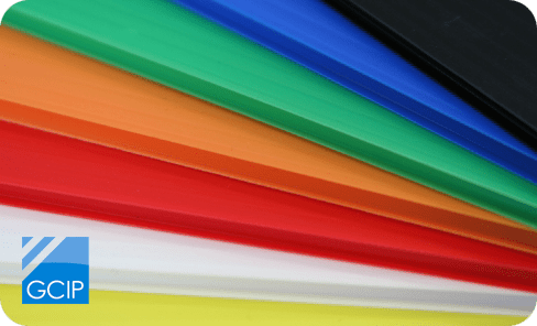 Correx Sheet in a range of colours
